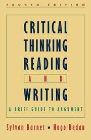 literature reading writing and critical thinking