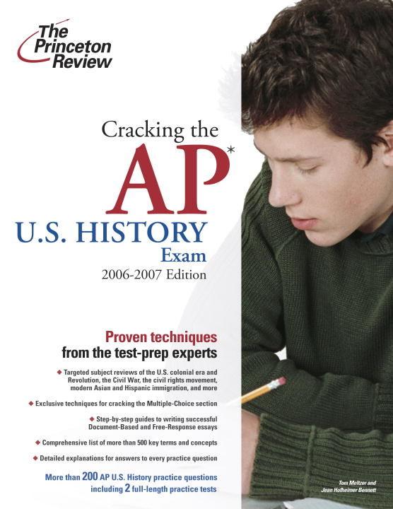 u.s history ap exam essay questions
