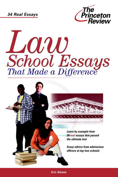 best law school essay