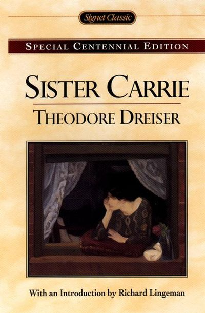 sister carrie essays Sister carrie background essays eby, clare virginia cultural and historical contexts for sister carrie west, james l w the composition and publication of sister carrie.