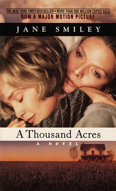 a discussion about the corrupt patriarchal society as depicted in a thousand acres by jane smiley