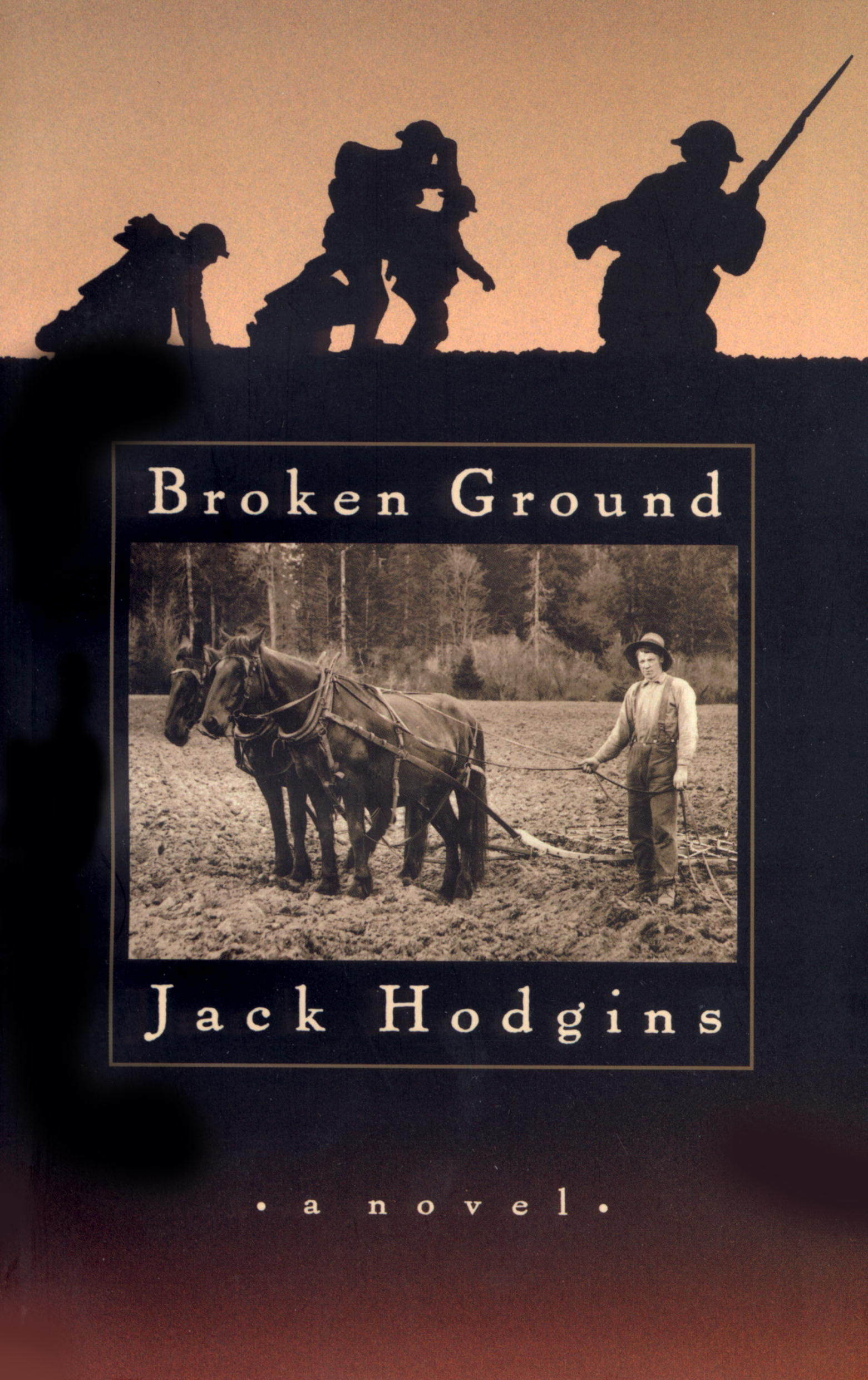 a literary analysis of broken ground by jack hodgins Download catching the torch: contemporary canadian literary responses to world war i or jack hodgins's broken ground contemporary canadian literary.