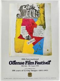 10th International Odense Film Festival (Original poster for the 1993 film festival)