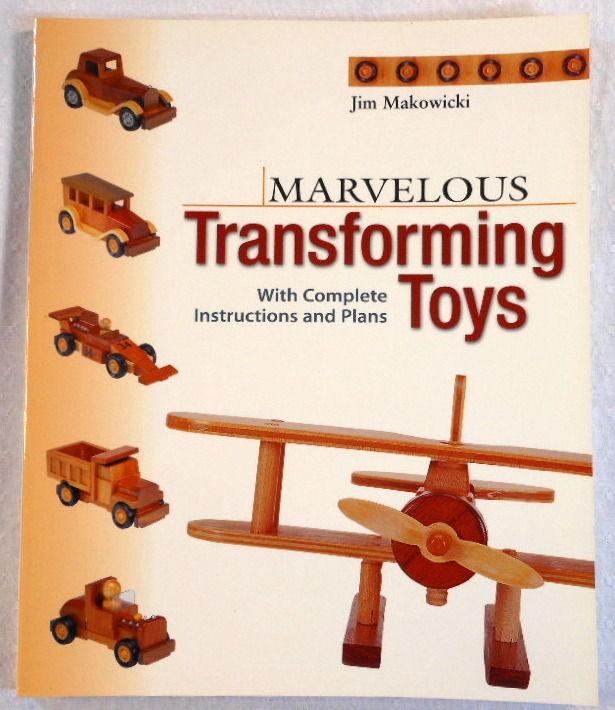 Книга деревянные игрушки 387