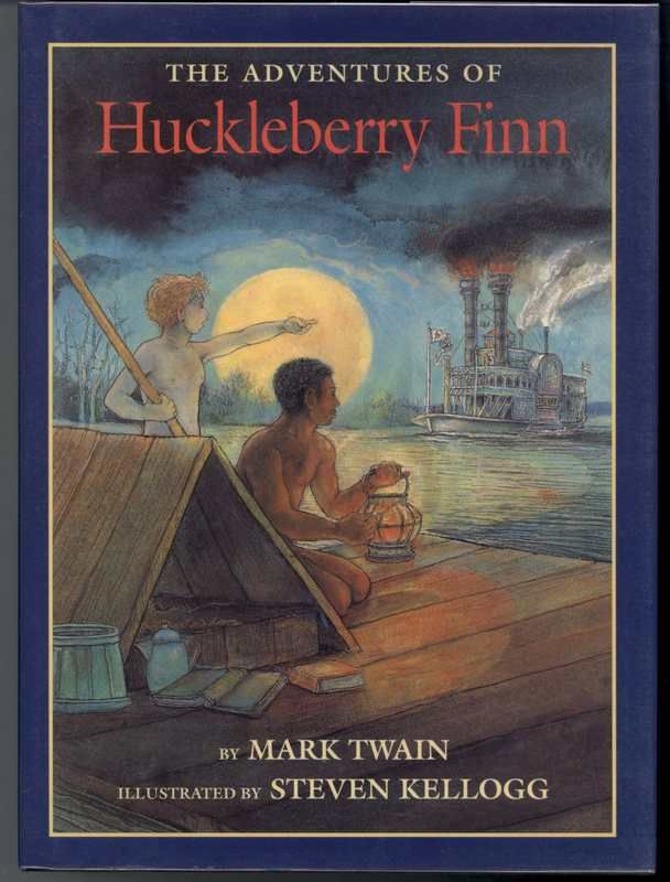 satire of huck finn A summary of chapters 2–3 in mark twain's the adventures of huckleberry finn learn exactly what happened in this chapter, scene, or section of the adventures of.