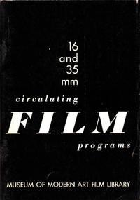 16 and 35mm Circulating Film Programs
