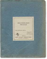 20,000 Leagues Under the Sea (Original screenplay for the 1954 film)