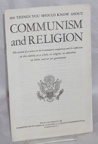 100 things you should know about Communism and Religion