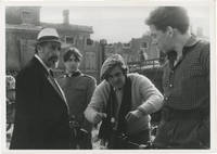 1900 (Original photograph on the set of the 1976 film)