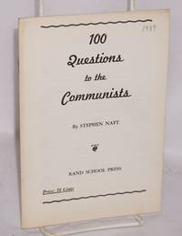 100 questions to the Communists