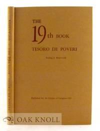 19TH BOOK, TESORO DE POVERI. THE