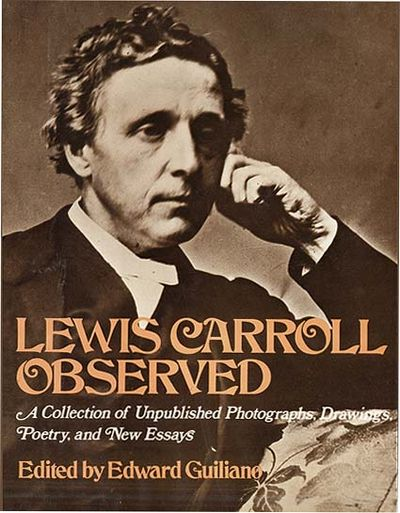 "lewis carroll essays Notes by an oxford chiel by lewis carroll oxford: james parker and company, 1865–74 this collection of six essays, or ""squibs,"" was originally published anonymously as separate pamphlets they touch on the politics."
