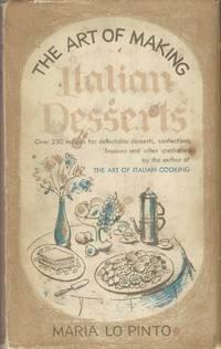 The Art of Making Italian Desserts
