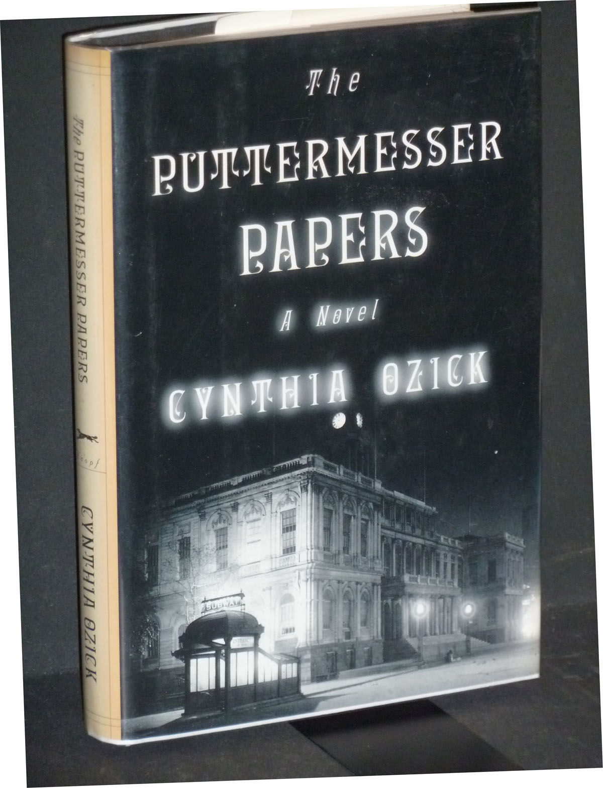 puttermesser papers wiki In cynthia ozick 's 1997 novel the puttermesser papers, a modern jewish woman, ruth puttermesser, creates a female golem out.
