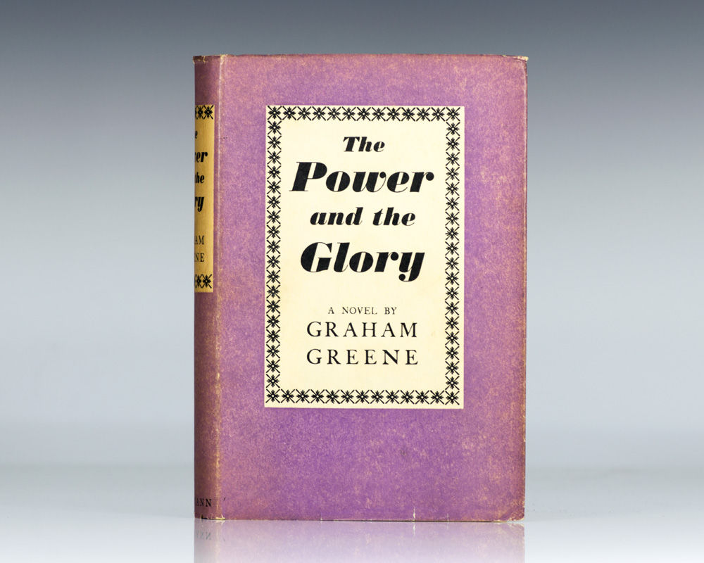 power and the glory essays The paperback of the the power and the glory by graham greene at barnes & noble he also contributed hundreds of essays and film and book reviews to.