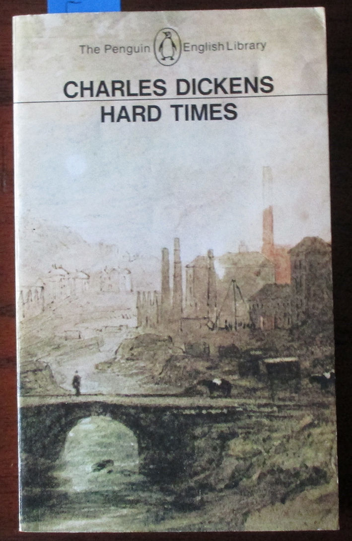 essay on hard times by charles dickens