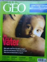 geo  heft 01/2001  die väter: wie sehr sie ihre kinder