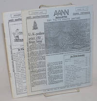 AANN Bulletin [two issues: 15 and 17]
