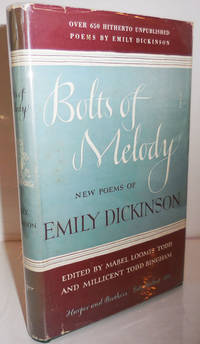 Bolts of Melody, New Poems