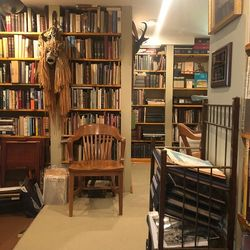 Long Brothers Fine and Rare Books store photo
