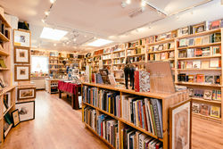 The Time Traveller's Bookshop store photo