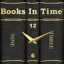 Books In Time bookstore logo