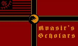 logo: Kvasir's Scholars
