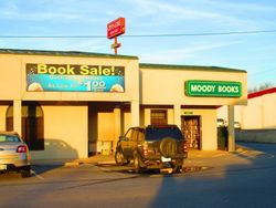 Moody Books, Inc store photo