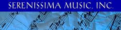 logo: Serenissima Music, Inc.