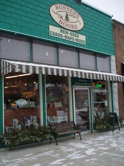 Bonners Books store photo