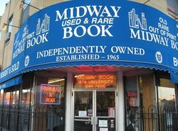 Midway Used and Rare Books store photo