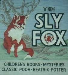 logo: The Sly Fox