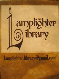 Lamplighter Library logo