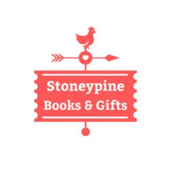 Carly Wall, StoneyPine Books bookstore logo