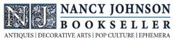 logo: Nancy Johnson, Bookseller