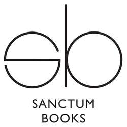 Sanctum Books bookstore logo
