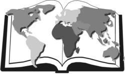 The Wayfarer's Bookshop ABAC/ILAB/PBFA bookstore logo