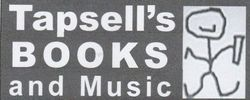 Tapsell's Books and Music logo