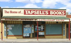 Tapsell's Books and Music store photo
