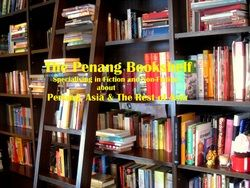 logo: The Penang Bookshelf