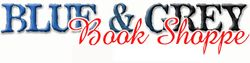 Blue & Grey Book Shoppe logo
