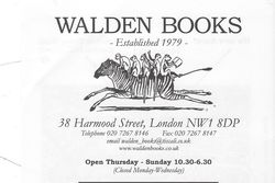logo: Walden Books