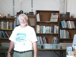 The Aviator's Bookshelf store photo