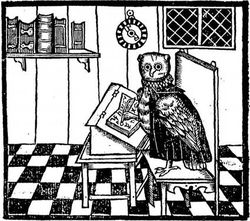logo: Owl & Company Bookshop