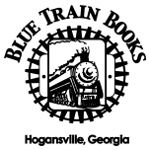 logo: Blue Train Books