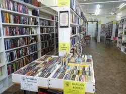 Blue Train Books store photo