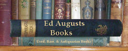 Ed Augusts Books & Readings logo