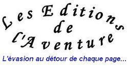 Les Editions de l'Aventure logo