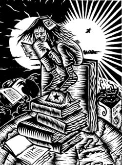 logo: Bookshop Rosa
