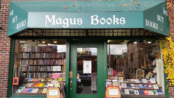 Magus Books store photo